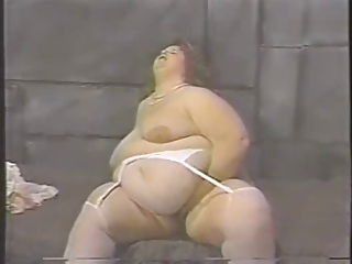 Big Bad Mama Jama Busts Out.....Throwback Bbw