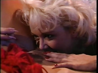 bad-monkeys Two Blonde Dykes Make Out & Cream