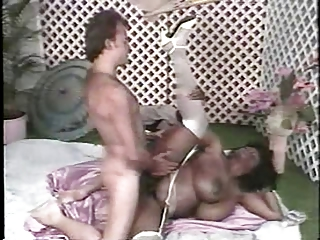 Blake Palmer (Caucasian) & A Black BBW (Interracial Sex!)