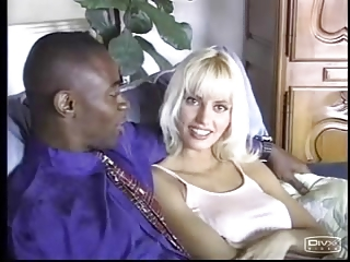 Anita Blond Interracial