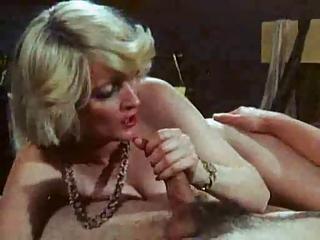 Great Vintage Scene incl Hot Blonde Milf