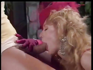 Wanda Lawrence Blows Peter North's Penis