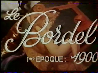 Le bordel - french vintage