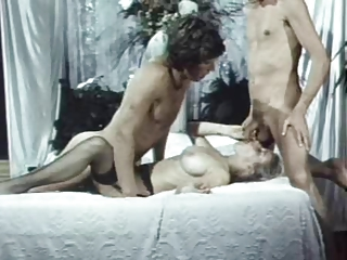 Connie Peterson, John Holmes & Paul Thomas