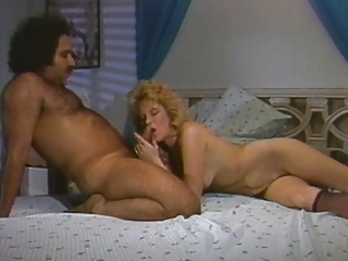 Ron Jeremy and Lynn LeMay